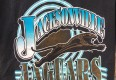 1994 Jacksonville Jaguars banned jaguar car logo nfl t shirt size medium Original