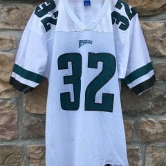 1996 Ricky Watters Philadelphia Eagles Champion NFL jersey size 40 medium