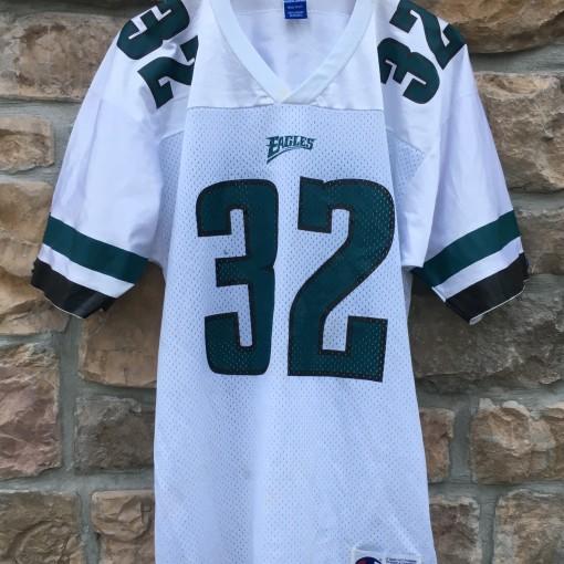 1996 Ricky Watters Philadelphia Eagles Champion NFL jersey size 40 medium