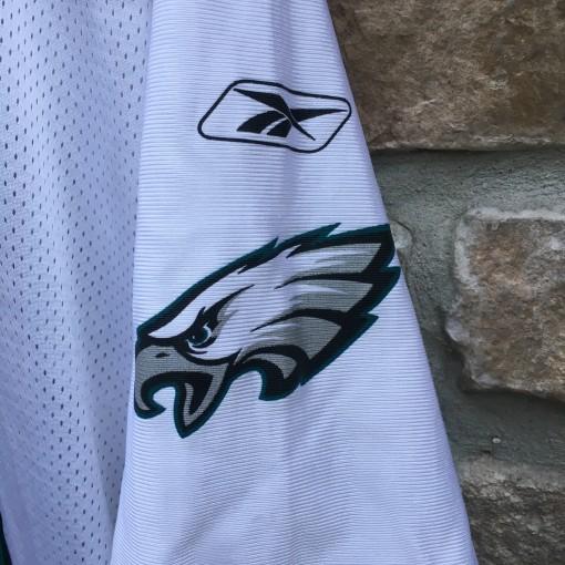 2000 Bobby Taylor Reebok Philadelphia Eagles NFL jersey size Large