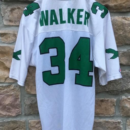 1993 Herschel Walker Philadelphia Eagles Champion NFL jersey size 40 medium