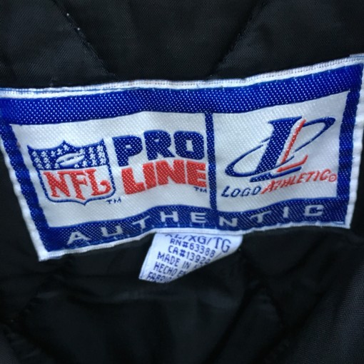 90's Philadelphia Eagles Pro Line Logo athletic NFL jacket size XL