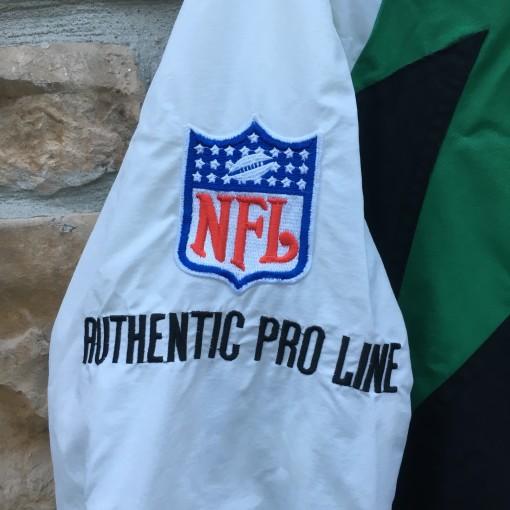 90's Philadelphia Eagles Logo Athletic Sharktooh Windbreaker jacket size xl