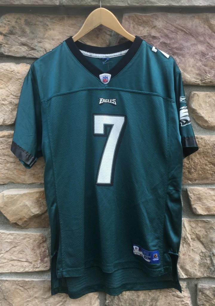 2006 Jeff Garcia Philadelphia Eagles Reebok NFL jersey youth size XL b0faaa5de