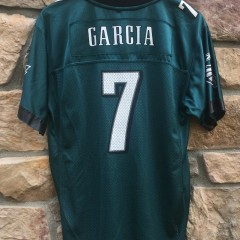 2006 Jeff Garcia Philadelphia Eagles Reebok NFL jersey youth size XL
