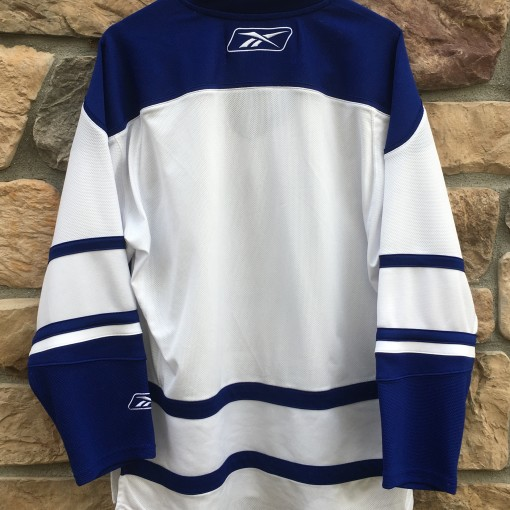 vintage Toronto Maple Leafs Reebok Alternate NHL jersey size Large