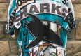 1992 San Jose Sharks Magic Johnson Tees all over print NHL t shirt size large