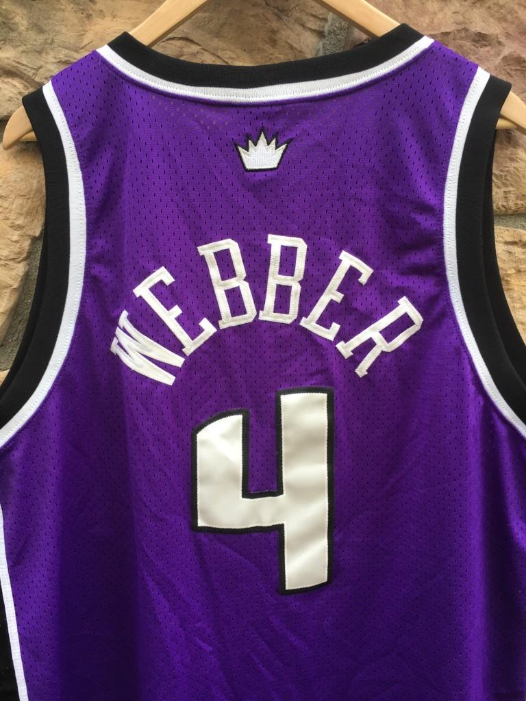 ff6267a2827 2002 Chris Webber Sacramento Kings Nike Swingman NBA Jersey Size XL ...