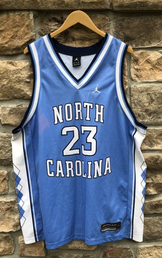 innovative design 93b65 d5cd8 00's Michael Jordan North Carolina Tarheels Nike NCAA Jersey Size XXL