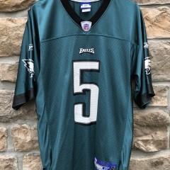 2004 Donovan McNabb Philadelphia eagles vintage Reebok NFL jersey size medium