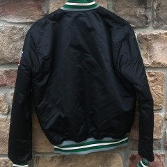 90's Philadelphia Eagles starter satin bomber jacket size medium