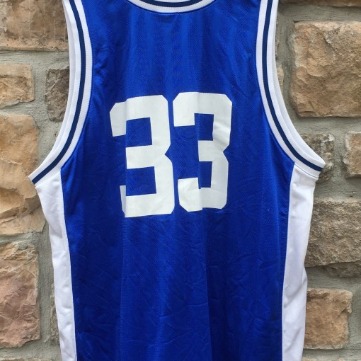 90's Ron Mercer Kentucky Wildcats Converse NCAA basketball jersey size large