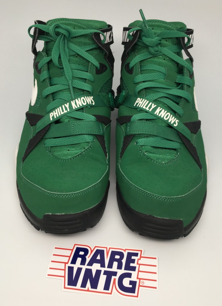 5a3ca67dd293db 2013 Nike Air Trainer Max 91 Retro Philly Knows Bo Jackson Retro Sneakers  size 11.5