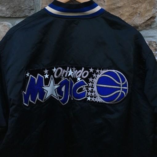 early 90's Orlando Magic Starter Satin NBA jacket size XL