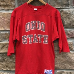 80's Ohio State Buckeyes Champion NCAA T shirt size medium vintage