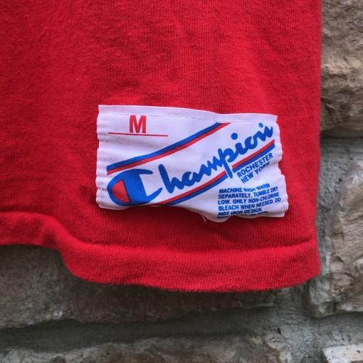 80's Ohio State Buckeyes Champion NCAA T shirt size medium vintage