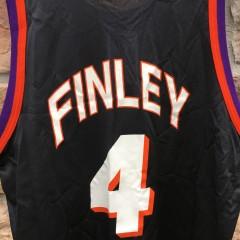 90's Michael Finley Phoenix Suns Champion NBA jersey size 48 XL