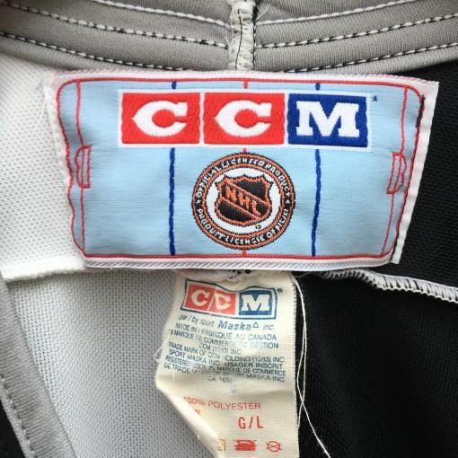 90's Los Angeles Kings Split CCM NHL hockey jersey size large