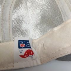 90's Philadelphia Eagles Vintage Shiny Glitter NFL snapback hat