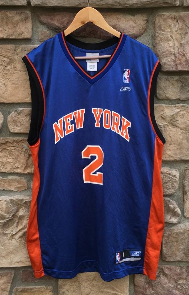 ... shop 2003 keith van horn new york knicks vintage reebok nba jersey size  large 7fd3a 5b500 ... 738cc0d66