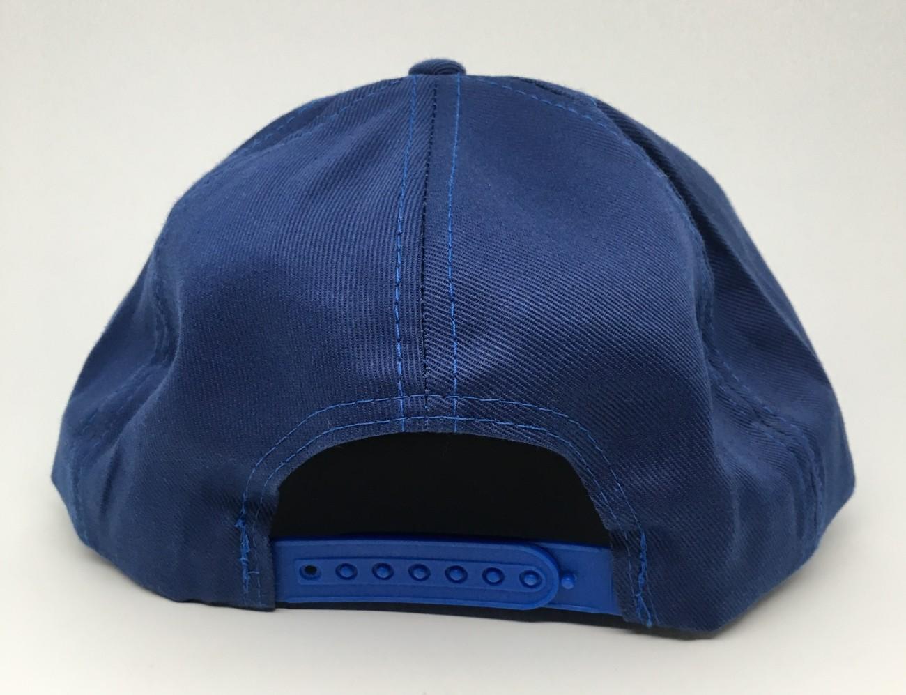 6b6040fbcda887 90's New Jersey Nets Deadstock Twins vintage NBA Snapback hat