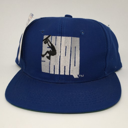 deadstock vintage early 90's SHAQ Reebok Nba snapback hat orlando magic