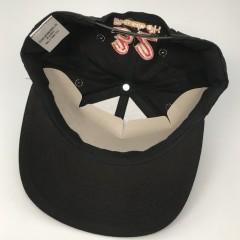 b8692d8499a 90 s deadstock vintage Shaq Attaq reebok snapback hat black
