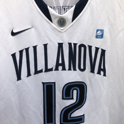 2011-12 Villanova Wildcats Authentic Team Issued nike NCAA basketball jersey size 56 + 4 length