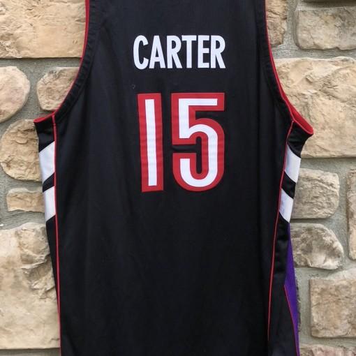 2001 Toronto Raptors Vince Carter Authentic NBA jersey size 56 deadstock Nike