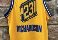 00's Retro Golden State Warriors The City Jason Richardson Nike Swingman NBA jersey size XL