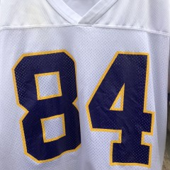 1998 Randy Moss Minnesota Vikings Starter Rookie NFL jersey size 46 medium