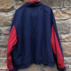 90's Polo Ralph Lauren Windbreaker Jacket Size XXL