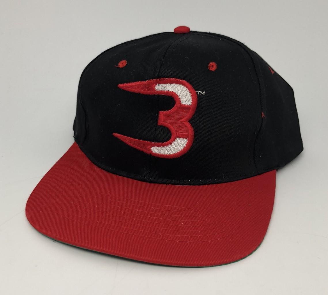 908e5c85da5 1993 Chicago Bull Three Peat 3 time NBA Champions snapback hat