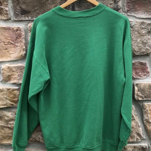 90's vintage Philadelphia Eagles kelly green crew neck sweatshirt OG