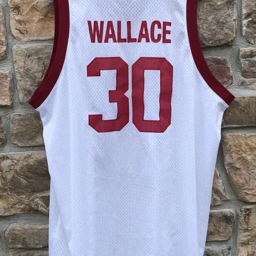 1993 Simon Gratz Rasheed Wallace Nike swingman jersey size XXL