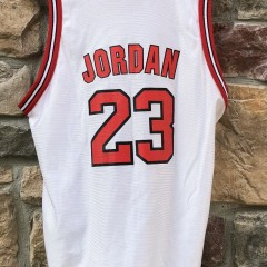 9172dbf15bd 1997 Michael Jordan Chicago Bulls Champion NBA jersey size youth XL
