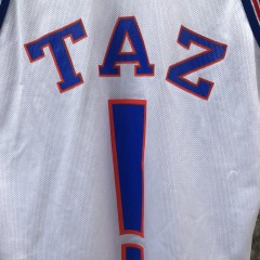 1996 Tune Squad Space Jam Champion Basketball Jersey Tax ! size 40 medium