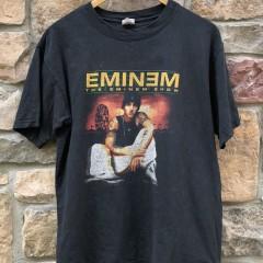 2002 The Eminem Show Anger Management Tour Concert T shirt 2002 size medium