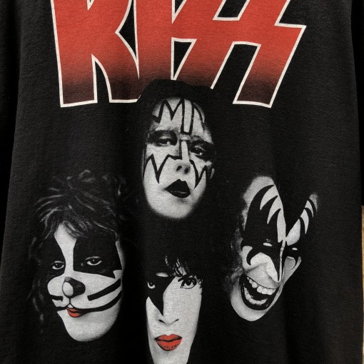 1996-97 Kiss Alive World Wide Concert tour t shirt Original vintage size XL