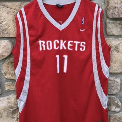 2002 Yao Ming Houston Rockets Nike Swingman NBA jersey size XL