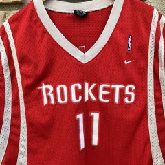 2002 Yao Ming Houston Rockets Nike Swingman NBA jersey size XL