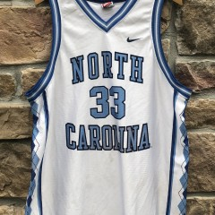 1997 Antwan Jamison University of North Carolina Tarheels UNC Nike NCAA jersey size XL
