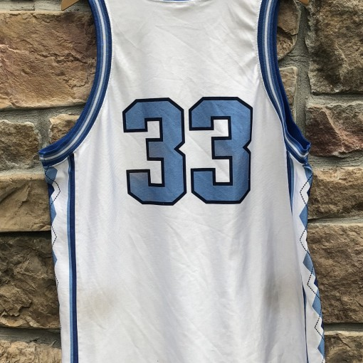 1997 Antwan Jamison University of North Carolina Tarheels UNC Nike NCAA jersey size XL