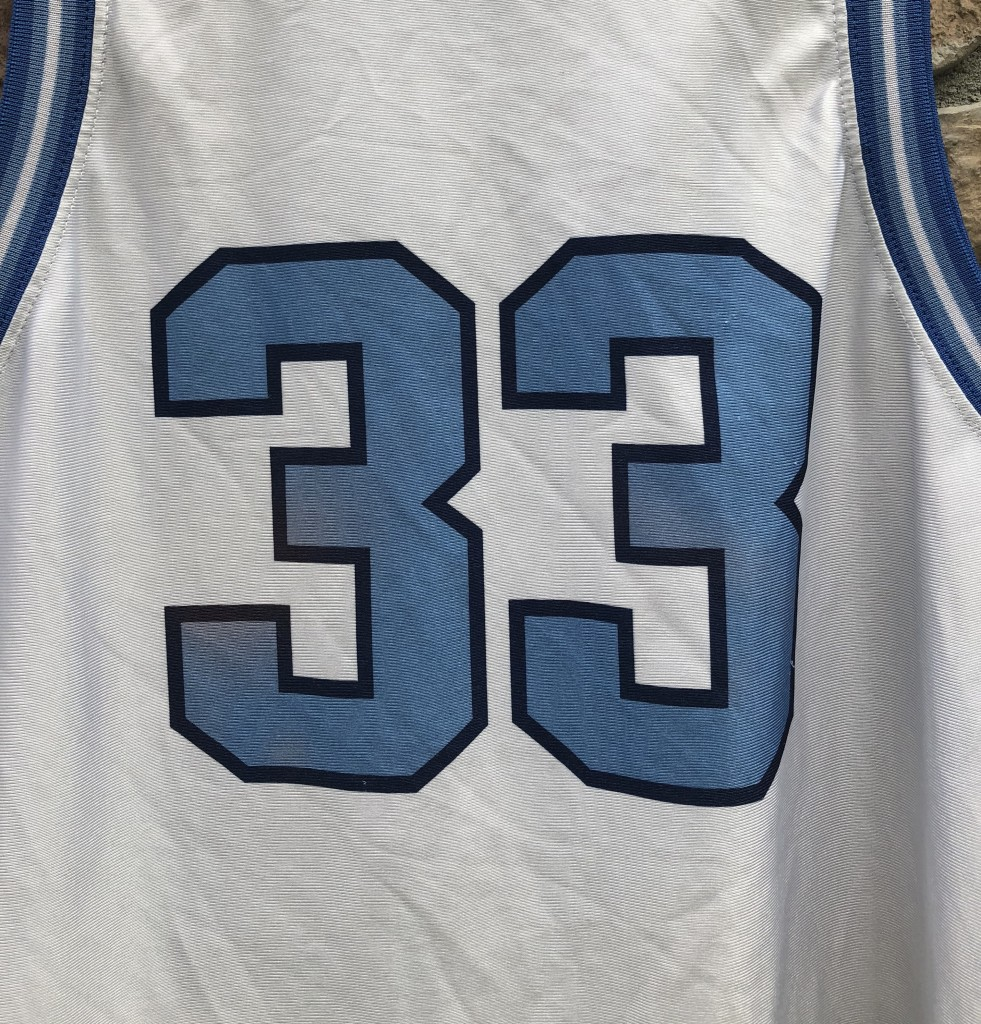 6cbc559732b 1997 Antwan Jamison University of North Carolina Tarheels UNC Nike NCAA  jersey size XL