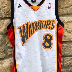 2009 Monta Ellis Golden State Warriors Adidas NBA swingman jersey size medium