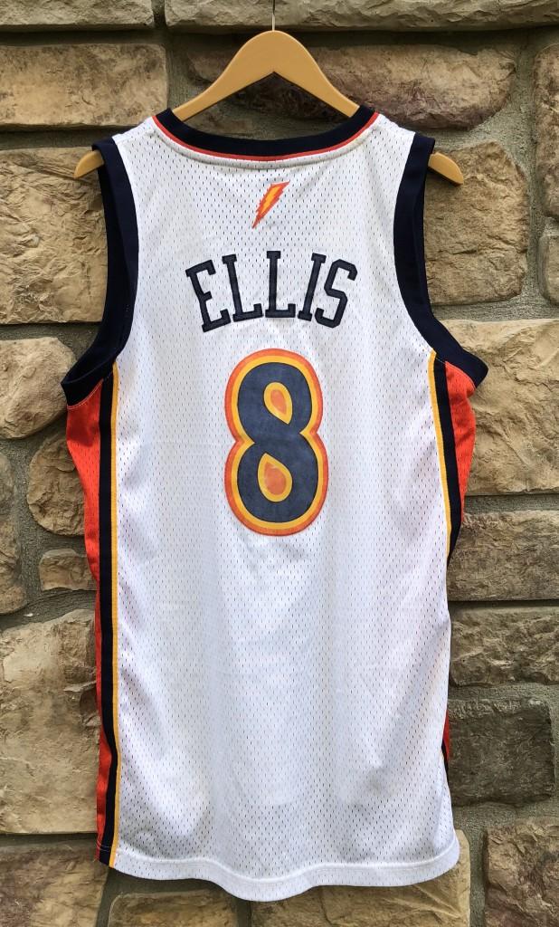 973b6aaa865 2009 Monta Ellis Golden State Warriors Adidas NBA swingman jersey size  medium