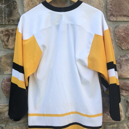 80's Pittsburgh Penguins vintage CCM NHL hockey jersey size small