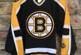 00's Boston Bruins Koho NHL hockey jersey deadstock size XL black