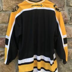 00's Boston Bruins Koho NHL hockey jersey deadstock size XL black