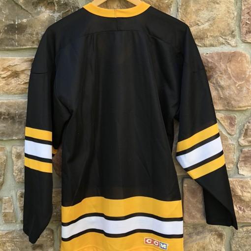 80's Boston Bruins CCM NHL hockey jersey size medium vintage Happy Gilmour